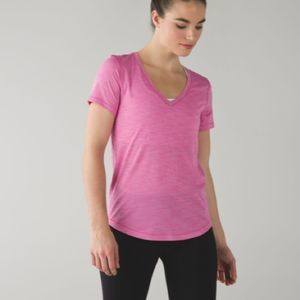 Lululemon What The Sport Heathered Pink Paradise 4